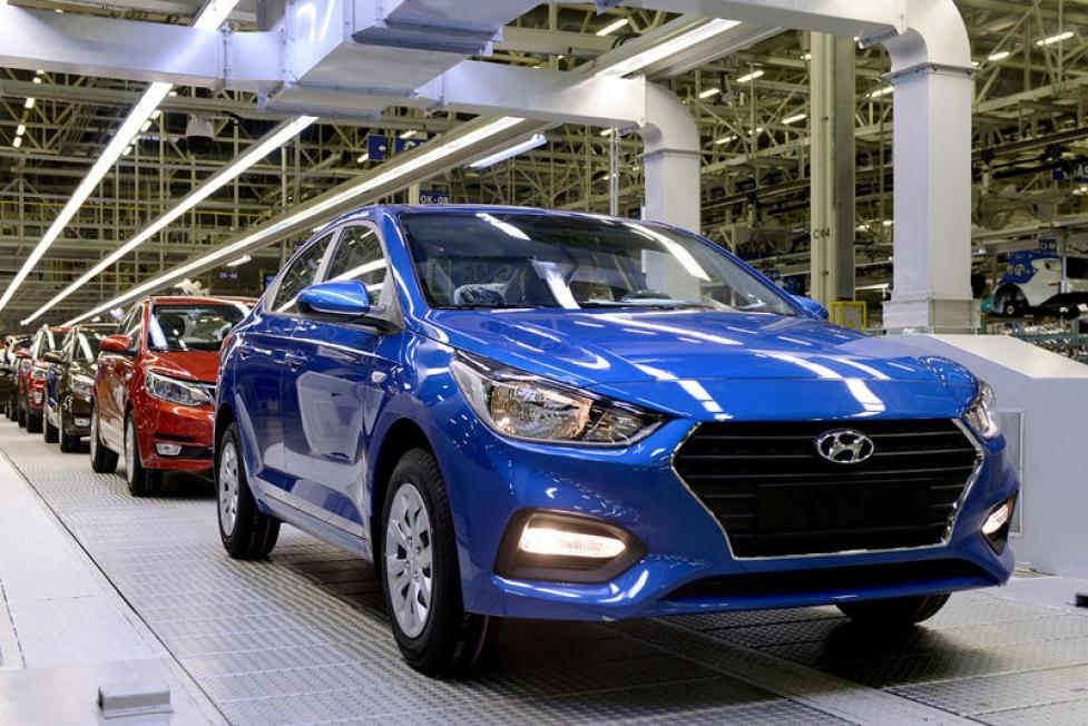 Цены на новые автомобили в 2017 году в спб