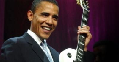 Сервис Spotify предложил Обаме стать «президентом плейлистов»