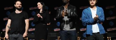 Marvel выпустит комиксы The Defenders с оглядкой на сериал Netflix